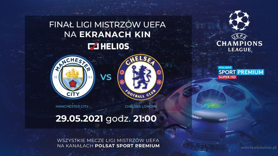 Helios Sport Finał Ligi Mistrzów UEFA