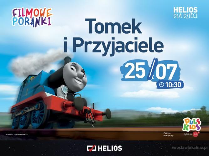 Filmowe Poranki: Tomek i Przyjaciele, sezon 22, cz. 2