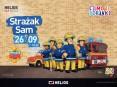 FILMOWE PORANKI: Strażak Sam, cz. 1